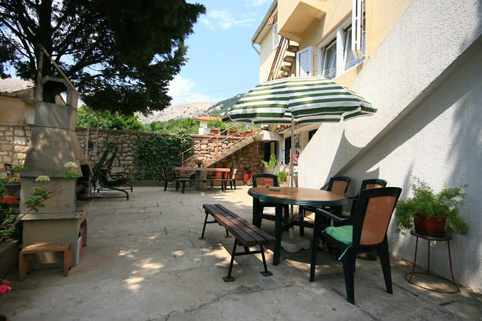 Baska case vacanza affitto