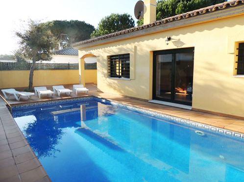 L'Escala casa vacanza piscina