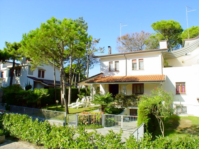 Lignano Riviera villa affitto