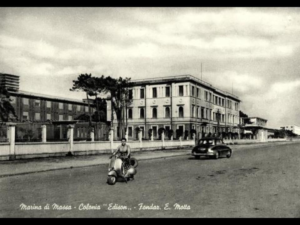 Colonia Edison Marina di Massa
