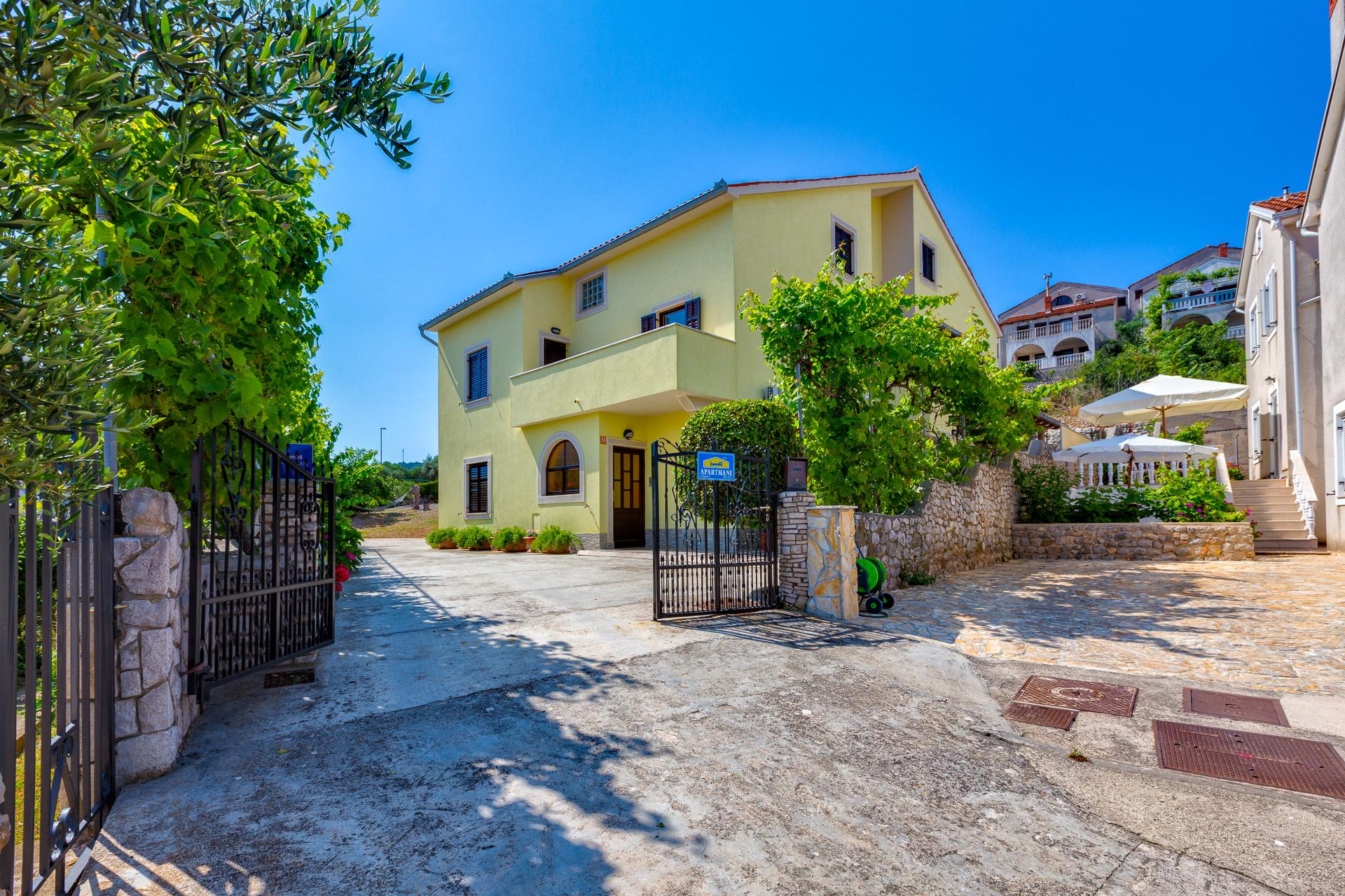 Lussino case vacanza, Mali Losinj appartamenti vacanze