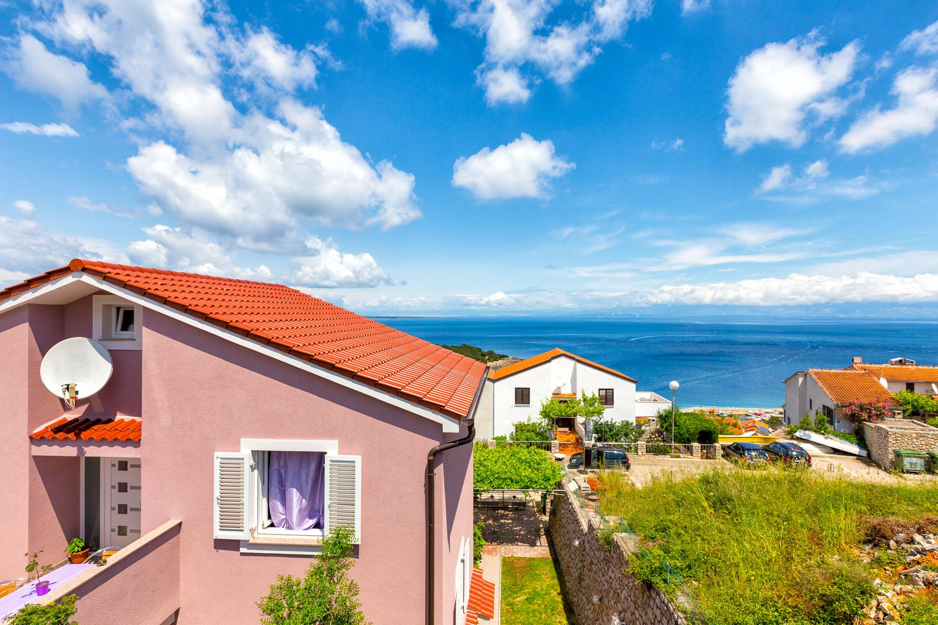 Lussino case vacanze, Lussino appartamenti, Mali Losinj affitti estivi