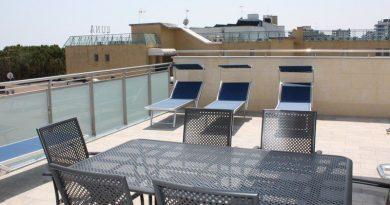 Sabbiadoro appartamento 8 posti con terrazzo