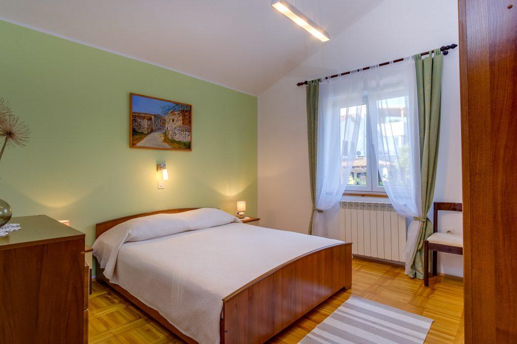 Lussino appartamento vacanze per 5 persone, Lussino case vacanza affitti estivi
