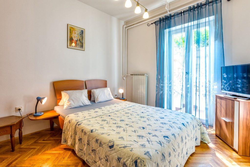 Lussino appartamento per 5 persone vicino al mare in affitto
