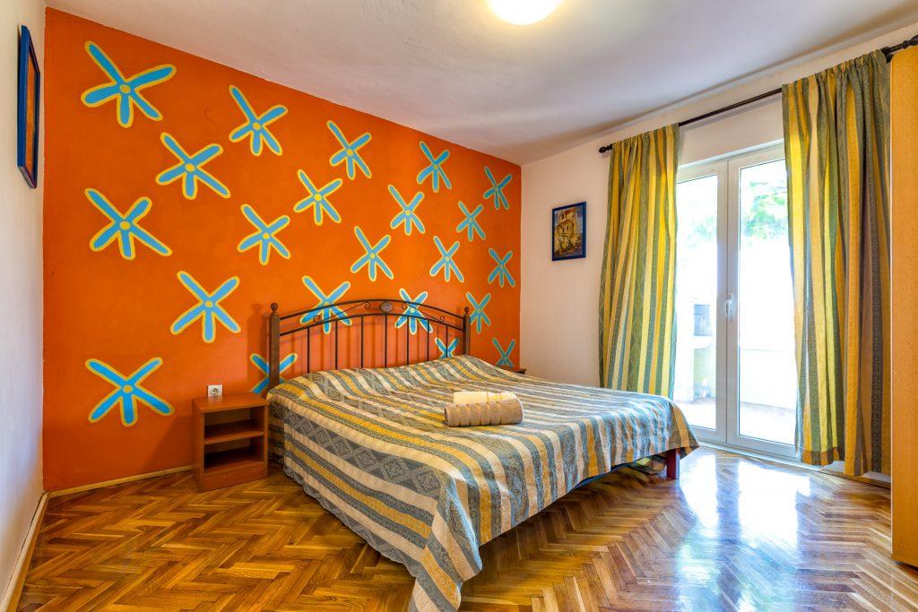 Lussino appartamento 4 posti letto a breve distanza dal mare
