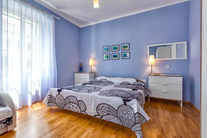 Lussino case vacanza affitto, Mali Losinj Lussinpiccolo appartamento per 3 persone affitto vacanze